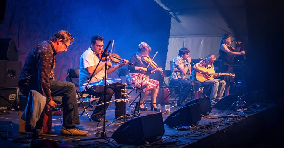 The Relentless Ceilidh Band