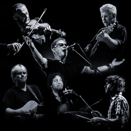 Oysterband booked for Sunday night