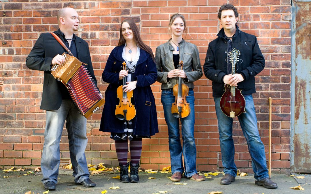 The Melrose Ceilidh Band