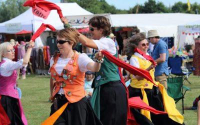 A riotous festival