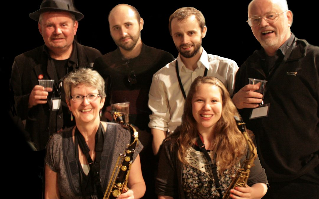 Steamchicken ceilidh band booked